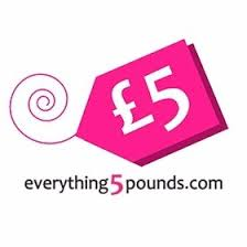 Everything 5 PoundsCode de promo